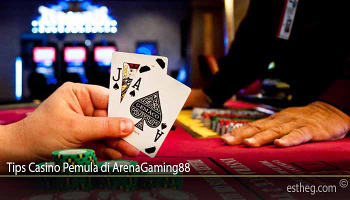 Tips Casino Pemula di ArenaGaming88